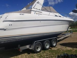Used Sea Ray 31 Sundancer Cruiser Boat For Sale