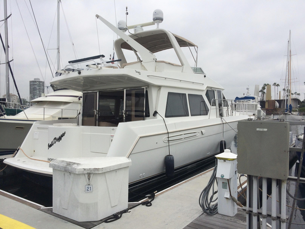 Used Navigator 4800 Motor Yacht For Sale