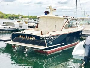 Used Windsor Craft 36 Hardtop Downeast Fishing Boat For Sale
