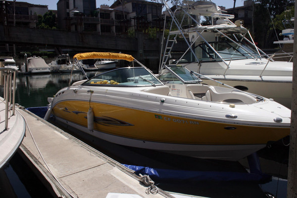 Used Chaparral 276 SSI Bowrider Boat For Sale