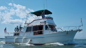 Used Chien Hwa CHB 34 DC Trawler Boat For Sale
