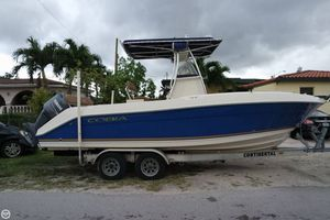 Used Cobia 235 Center Console Center Console Fishing Boat For Sale