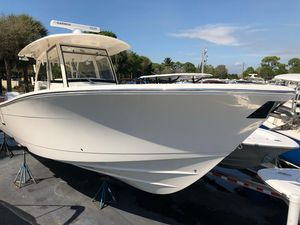 New Cobia 344 Center Console Center Console Fishing Boat For Sale