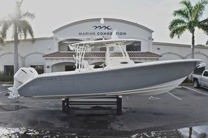 New Cobia 320 Center Console Center Console Fishing Boat For Sale