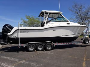 Used Boston Whaler 285 Conquest Freshwater Fishing Boat For Sale