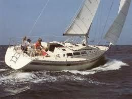 Used O'day 39 Sloop Cruiser Sailboat For Sale