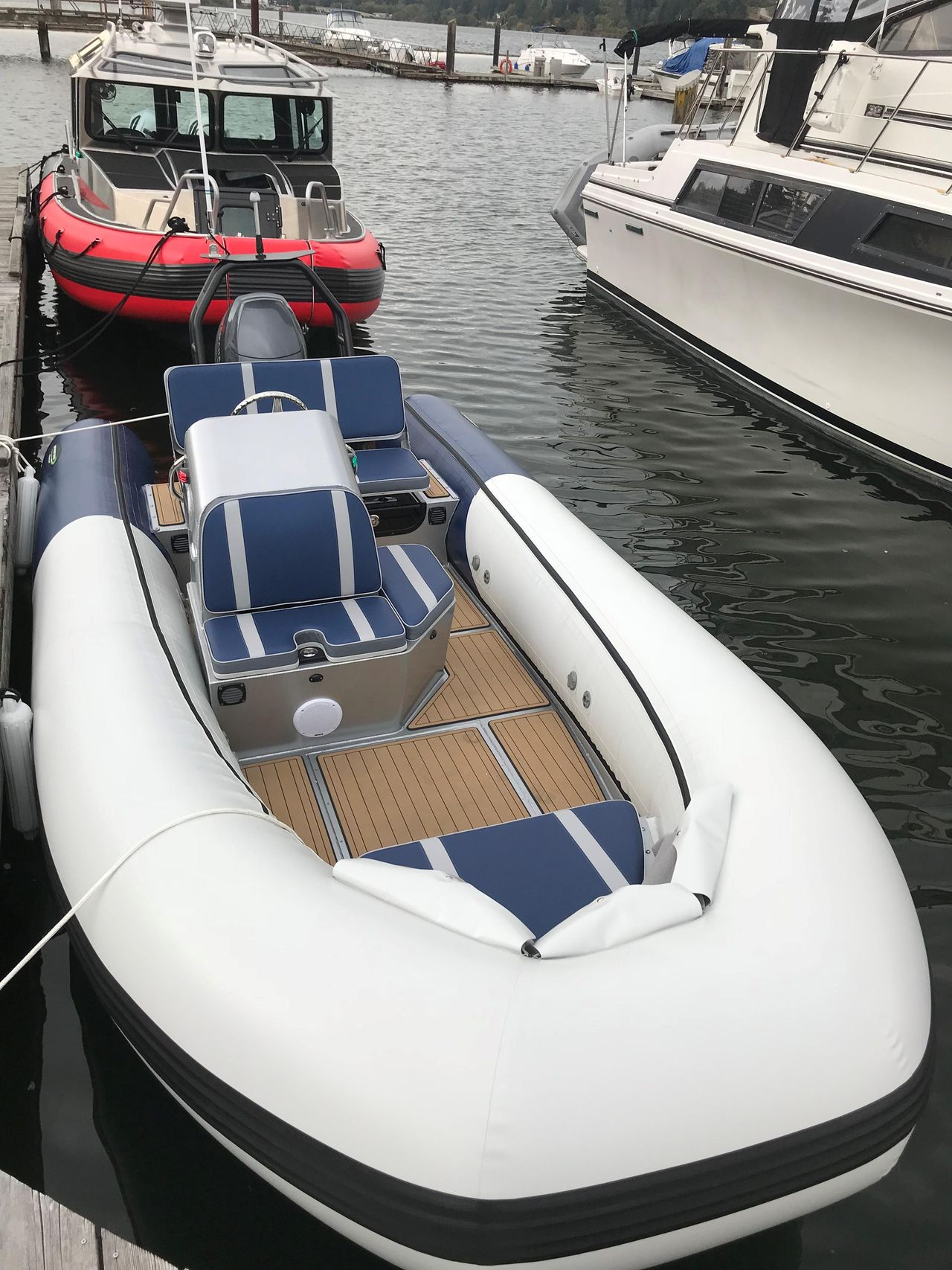 2018 New Life Proof 18' Tender Boat For Sale - $54,900