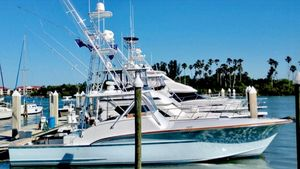 Used Scarborough Express Sportfish Sports Fishing Boat For Sale