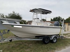 Used Boston Whaler 190 Nantucket Center Console Fishing Boat For Sale