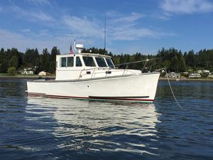 Used Downeast Commercial Boat For Sale