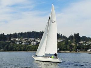 Used Bianca Aphrodite Racer and Cruiser Sailboat For Sale
