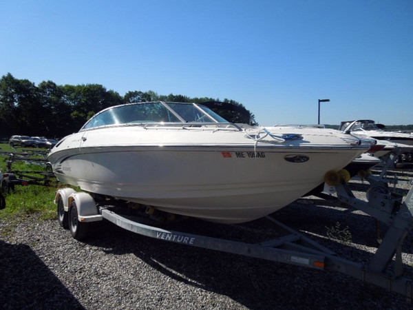 Used Monterey 228SI Montura Bowrider Boat For Sale