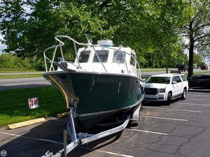 Used Carman 27 Walkaround Fishing Boat For Sale