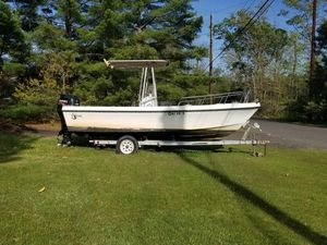Used C-Hawk 200 Center Console Center Console Fishing Boat For Sale