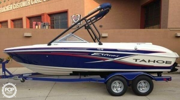 Used Tahoe Q7i Extreme Edition Ski and Wakeboard Boat For Sale
