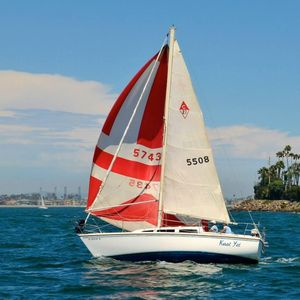 Used Catalina 27 Sloop Cruiser Sailboat For Sale