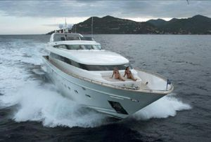 Used Canados 116' Fast Motor Yacht Motor Yacht For Sale