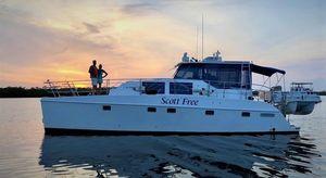 Used Endeavour Catamaran 44 Power Catamaran Boat For Sale
