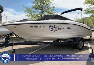 Used Sea Ray 190 SPX Bowrider Boat For Sale