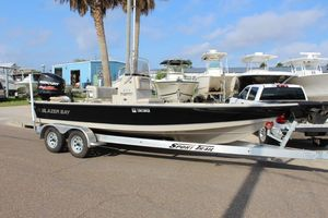 Used Blazer Bay 2170 Center Console Fishing Boat For Sale