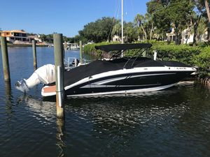 Used Sea Ray SDX 270 Outboard Bowrider Boat For Sale