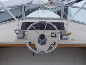 Used Stamas 32 Sports Fishing Boat For Sale