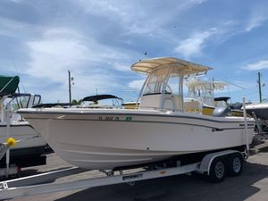 Used Grady-White 222 Fisherman Saltwater Fishing Boat For Sale