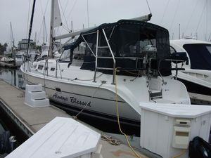 Used Hunter 426 AC Cruiser Sailboat For Sale