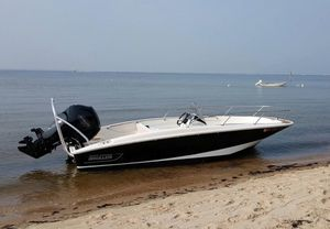 Used Boston Whaler 17 Super Sport Center Console Fishing Boat For Sale