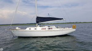 Used Pearson 35 Sloop Daysailer Sailboat For Sale