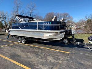 Used Sylvan 8522 PF 4.0 RPT Pontoon Boat For Sale