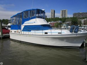 Used Mainship 36 DC Aft Cabin Boat For Sale