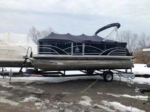 Used Sylvan 8520mirage Pontoon Boat For Sale