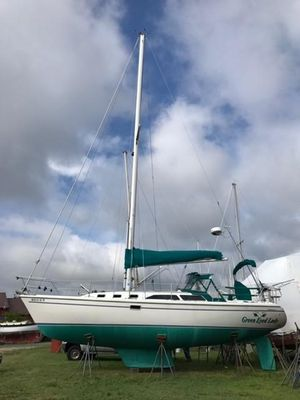 Used Catalina 34 MKII Cruiser Sailboat For Sale