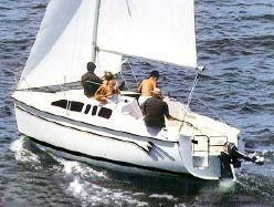 Used Hunter 26 Daysailer Sailboat For Sale