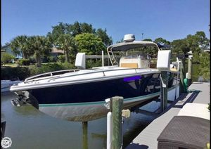 Used Marlago 35 Sport Center Console Fishing Boat For Sale