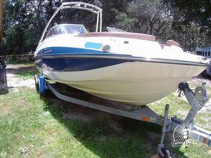 Used Bayliner 210 FS Deck Boat For Sale