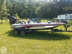Used Nitro Z18 Bass Boat For Sale