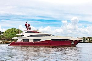 Used Sensation Yachts Semi Displacement Motor Yacht For Sale
