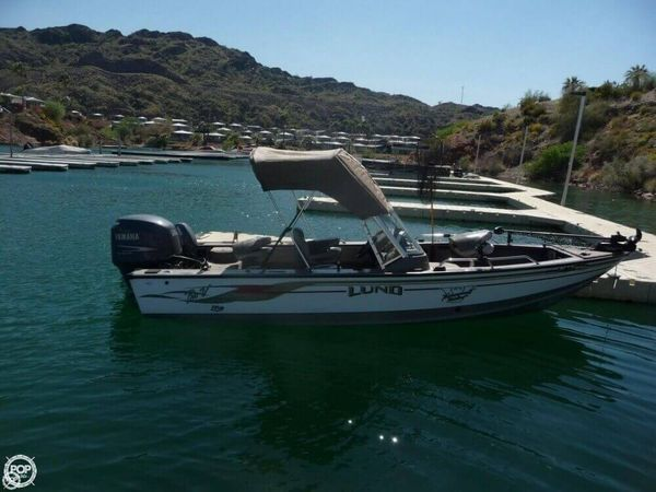 Used Lund Pro-V 1900 IFS Bowrider Boat For Sale