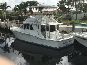 Used Chris-Craft Sport Fish Cruiser Boat For Sale