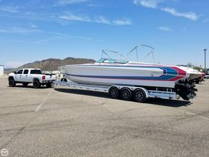 Used Formula 42 High Performance Boat For Sale