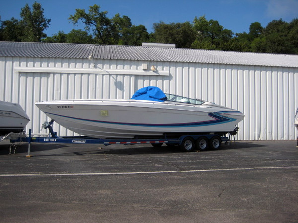 Used Formula 336 SR-1 Ski and Wakeboard Boat For Sale