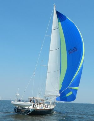 Used Hylas 54 Raised Salon Cutter Sailboat For Sale