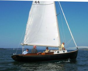 Used Bridges Point Bridges Point 24 Sloop Daysailer Sailboat For Sale
