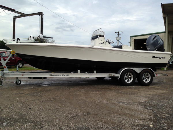 New Ranger 220 Bahia Center Console Fishing Boat For Sale
