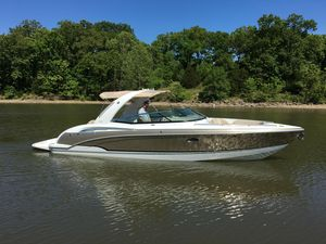 Used Formula 310 Bowrider Boat For Sale