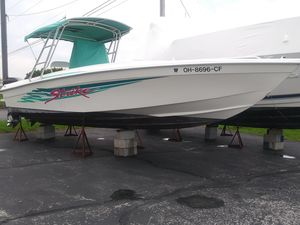 Used Strike 280 Cuddy Console Center Console Fishing Boat For Sale