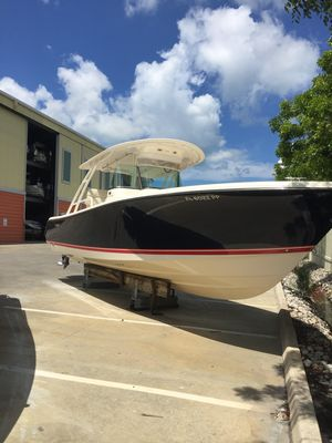Used Pursuit ST 310 Sport Sports Fishing Boat For Sale