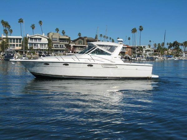 Used Tiara Open Express Cruiser Boat For Sale